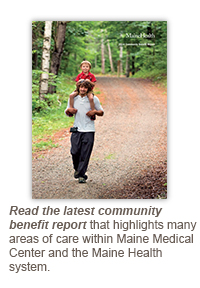 Community benefit report