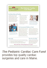 Pediatric Cardiac Care